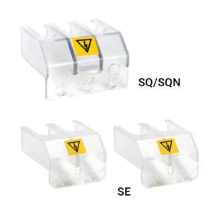 Protezione morsetti 3 poli – Tipo R