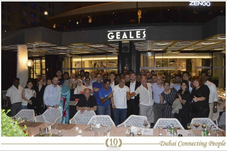 Convention and Sales Meeting - Dubai